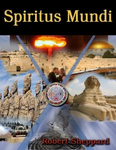 Spiritus Mundi Novel by Robert Sheppard--Bookcover
