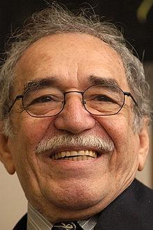 Nobel Prize Laureate Gabriel Garcia Marquez
