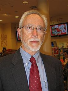 Nobel Prize Winning Author J.M. Coetzee of South Africa