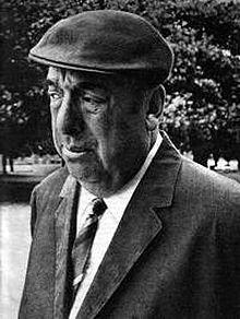Nobel Prize Winning Poet Pablo Neruda