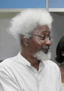 Nobel Prize Winner Wole Soyinka of Nigeria