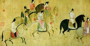 Tang Dynasty Painting
