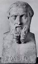 The First True Historian--Herodotus of Halicarnassus
