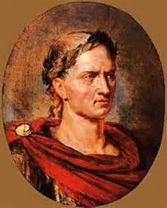 Julius Caesar, Maker and Writer of World History
