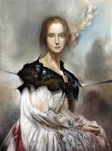 "Mary Shelley, Author of ""Frankenstein."" Daughter of Mary Wollstonecraft and William Godwin and Wife of Percy Shelley, Romantic Poet"