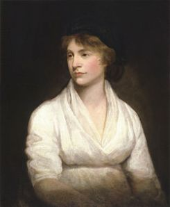 "Mary Wollstonecraft--Author of the ""Vindication of the Rights of Women"""