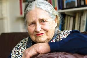 Doris Lessing--Farewell At 94