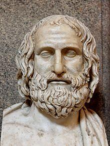Euripides---Greek Tragedian