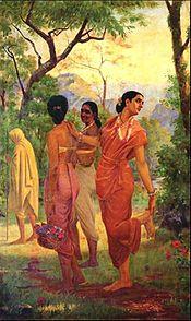 Kalidasa's Classic of Sanskrit Drama Shakuntala