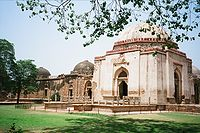 Dehli Ruler's Tomb Whom Ibn Battuta Served As Qadi