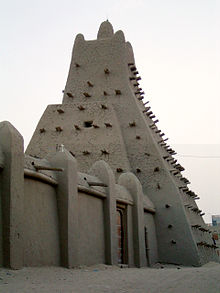 Madrassa in Timbuktu visited by Ibn Battuta