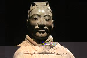 The First Emperor of China--Qin Shi Huang Di
