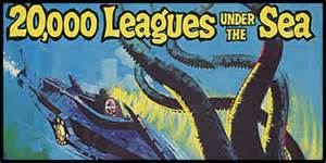 Jules Verne's Science Fiction Classic 20,000 Leagues Under the Sea