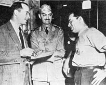 Heinlein, de Camp & Isaac Asimov Meet During WWII