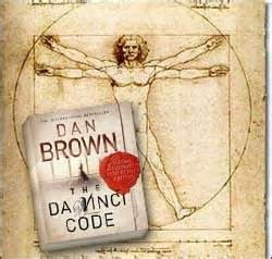 Global Blockbuster Bestseller The Da Vinci Code by Dan Brown