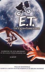 ET Bestseller Book & Blockbuster Movie