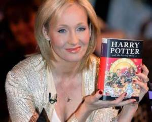 J.K. Rowling and the HarryPotter Franchise: 450 Million Copies Sold