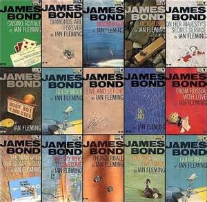 Bond Franchise Bestsellers
