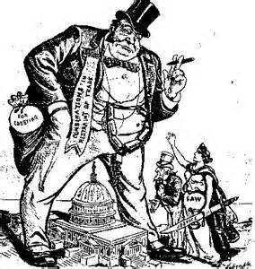 Robber Barons at Work