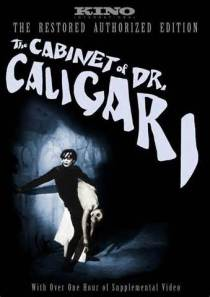 Horror Film Classic---The Cabinet of Dr. Caligari