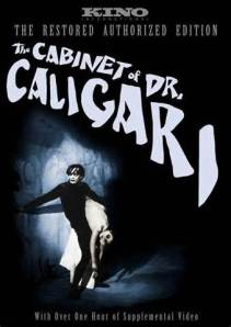 Horror Film Classic---The Cabinet of Dr. Caligari