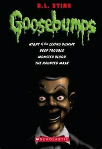R.L. Stine's Goosebumps---Over 300 Million Copies Sold!
