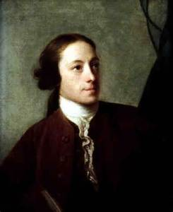 Horace Walpole: Son of a Prime Minister and Father of the Gothic Horror Genre