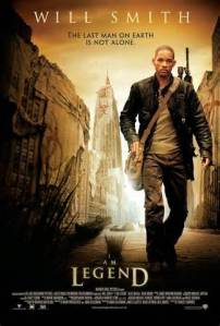 Richard Matheson's 1954 novel I Am Legend  becomes a Will Smith Cinema Classic