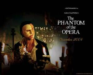 Gaston Leroux's Phanthom of the Opera