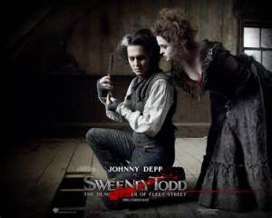 Sweeney Todd---Don't Eat That Pie!