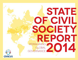 Civicus Civil Society Report