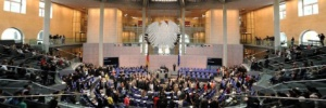 German Parliament Endorsing Creation of a United Nations Parliamentary Assembly
