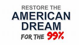 Restore the American Dream